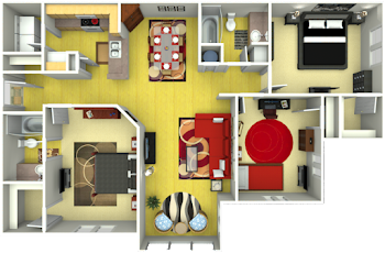 Go to Calluna Floorplan page.