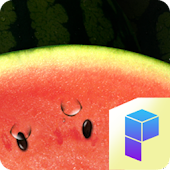Watermelon Launcher Theme