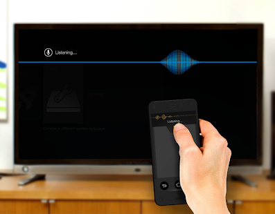 Amazon Fire TV Remote App Screenshot 1