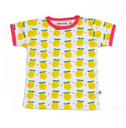 Sture & Lisa T-shirt Lemon