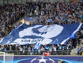 Les supporters de La Gantoise ne pourront pas non plus se déplacer à Lyon
