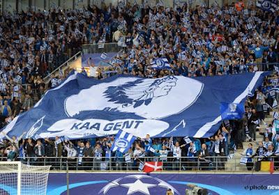 """Kums: """"Les supporters gantois ont été extraordinaires, ils nous ont poussé vers le haut"""""""