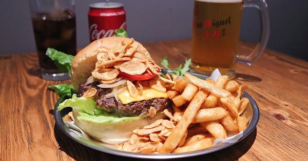 Chill Burger鬆飽美式餐廳