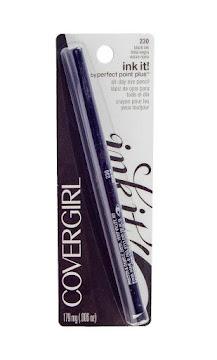 Lápiz Covergirl Eye   Liner Ink It Black Ink 230 X175Mg. X1Und.