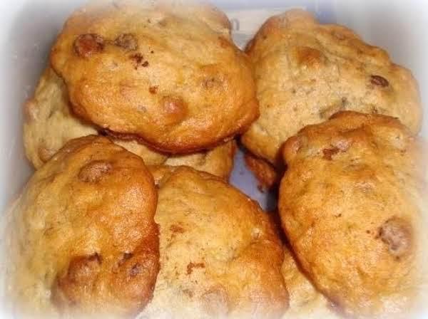 Banana ~ Pecan ~ Chocolate Chip Cookies Recipe