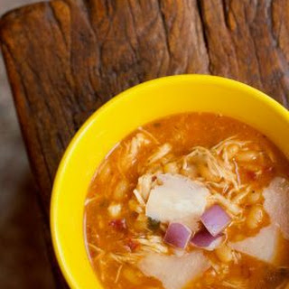 White Bean Chicken Soup Crock Pot Recipes.