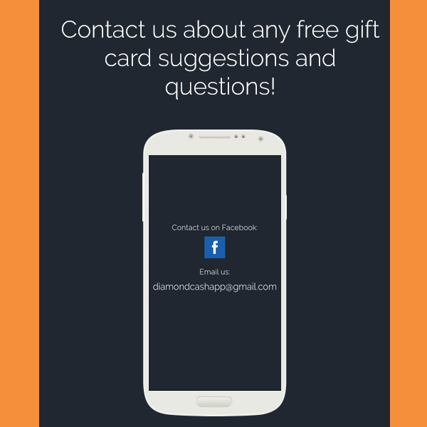Diamond Cash - Free Gift Cards- screenshot