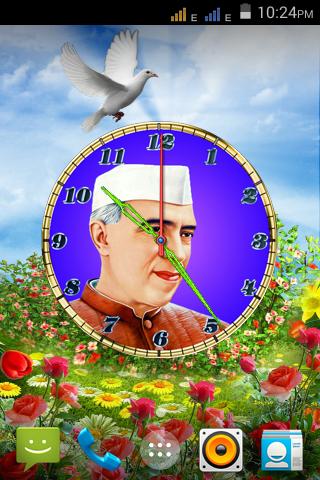 Nehru clock