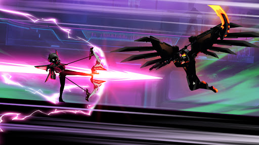 Cyber Fighters: Shadow Legends in Cyberpunk City filehippodl screenshot 8