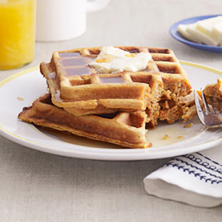 Sweet-Potato Waffles