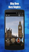 Screenshot of The Big Ben London TravelGuide