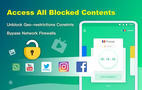 NetCapsule VPN | Free VPN Proxy, Fast VPN, Unblock 8