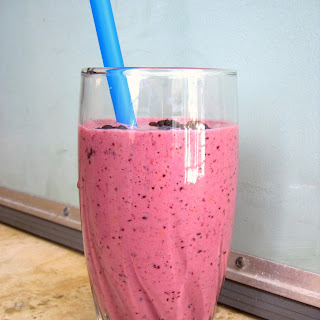 Berry Smoothie With Apple Juice Recipes