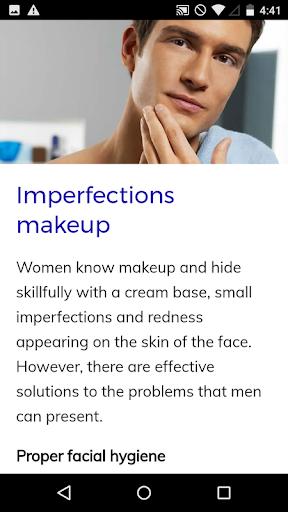 Makeup Course for Men 72.0 Screenshots 4