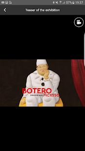 Botero:a dialogue with Picasso- screenshot thumbnail