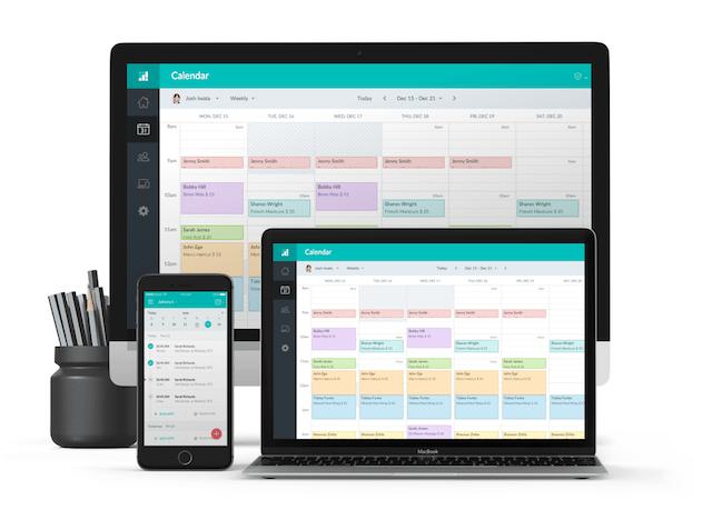 online scheduling app setmore