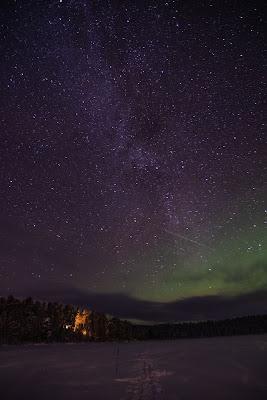 Aurora boreale  di DiegoCattel
