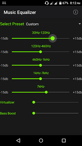 Music EQ Pro screenshot 2