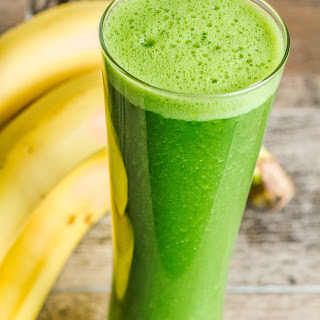 Kale Banana Orange Smoothie Recipe