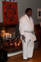 Photo: Hursey and Karate.jpg