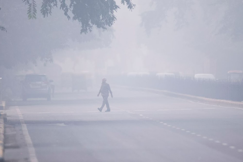 New Delhi toxic smog public health emergency — the key facts