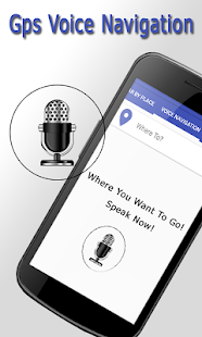 GPS Voice Navigation, Maps & Location-Street View - náhled