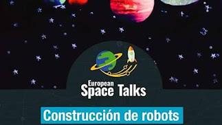 Actividades familiares en Space Talks en Roquetas de Mar.