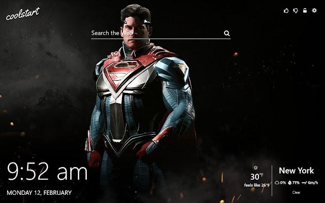 Injustice 2 Hd Wallpapers Batman Superman Tab