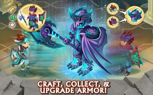 Knights & Dragons MOD APK  (Unlimited Money)  ⚔️ 2