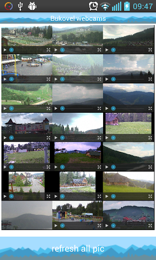 Bukovel webcams