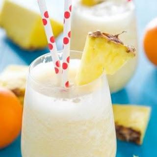 Pineapple Orange Creamsilce Smoothie