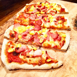 Syn Free HexB Pizza