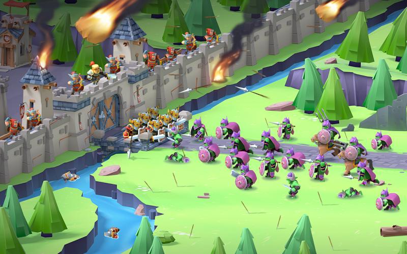 Game of Warriors Screenshot 0