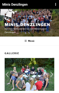 Minis Denzlingen- screenshot thumbnail