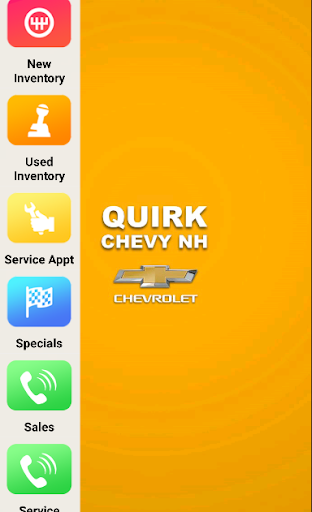 Quirk Chevy NH