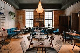 Ресторан DJA GO Bar&Kitchen