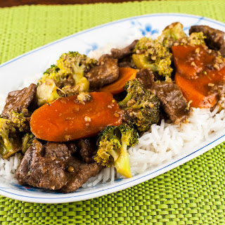 Beef and Brocolli Recipe