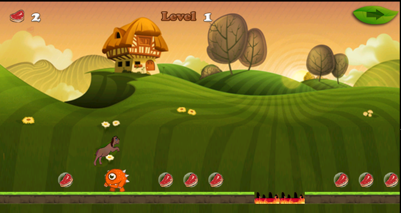 android Dog Running Adventure Screenshot 5