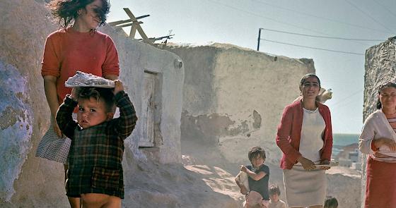 Siquier, pionero: la serie de La Chanca que cambió el curso de la fotografía