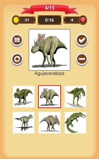 Dinosaurs Quiz apkmind screenshots 20