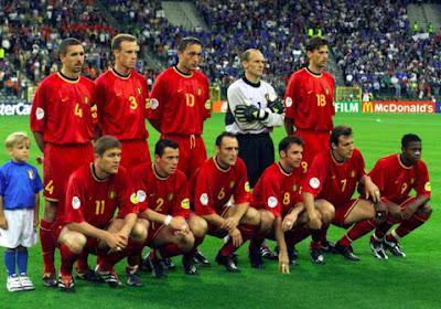 QUIZ: EURO2000: trieste aftocht voor Rode Duivels, Fransen zorgen voor unicum