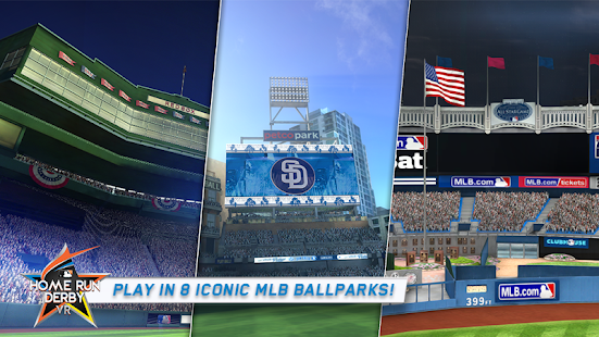MLB.com Home Run Derby VR- screenshot thumbnail