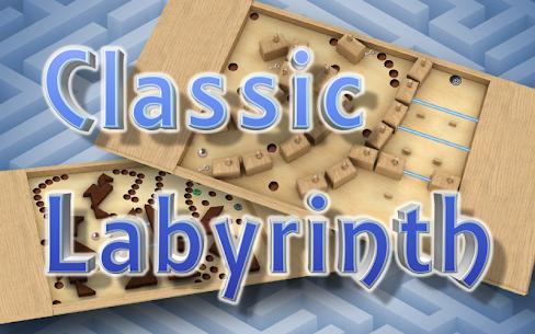 Classic Labyrinth 3d Maze 1