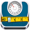 Calorie Counter - Hide My Text icon