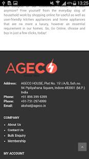 AGECO - náhled