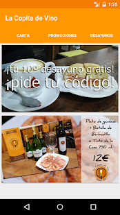 Bar La Copita de Vino- screenshot thumbnail