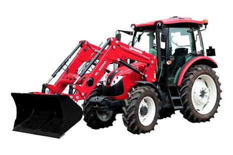 Basak 2075 PLUS | 4WD | 72hk | Frontlastare
