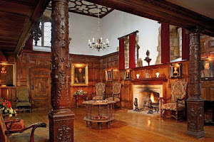 Hever Castle Lounge Area