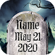 My Death Date Calculator & Grave Editor Download on Windows