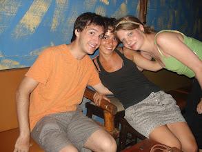 Photo: Áron, Szofi, Mári